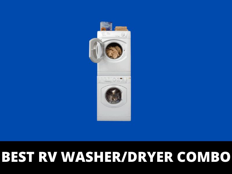 Best RV washer dryer combo