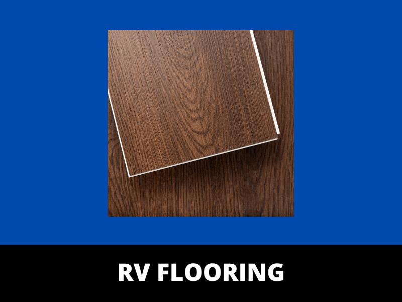 RV flooring ideas